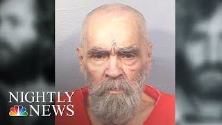 Charles Manson, Infamous Cult Leader, Dead At 83 | NBC Nightly News thumbnail