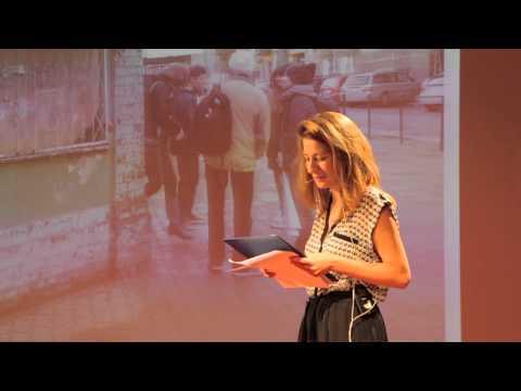 Przestrzenie relacji ...   Agnieszka Chlebowska & Dominika Szelążek   TEDxPoznańSalon