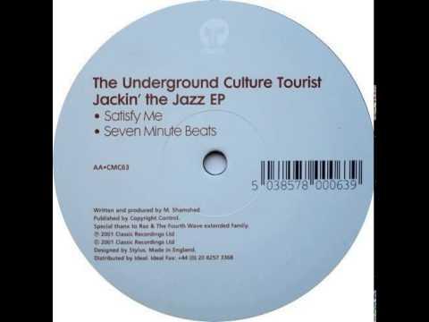 The Underground Culture Tourist - Jackin The Jazz