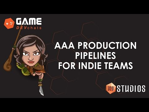 AAA Production Pipelines for Indie Teams