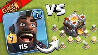 """CAN THE NEW """"Hog Riders"""" REALLY 3 STAR THIS BASE?"""