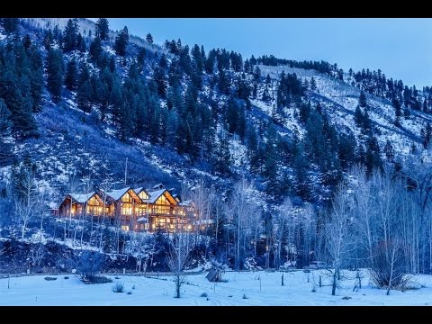 North Star Lodge, a Masterpiece of Western Ideals  in Aspen, Colorado