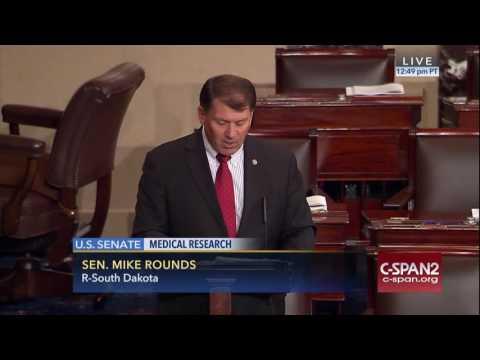 Sen. Mike Rounds Speaks on Senate Floor on Law to Protect Veterans from Exorbitant ER Bills