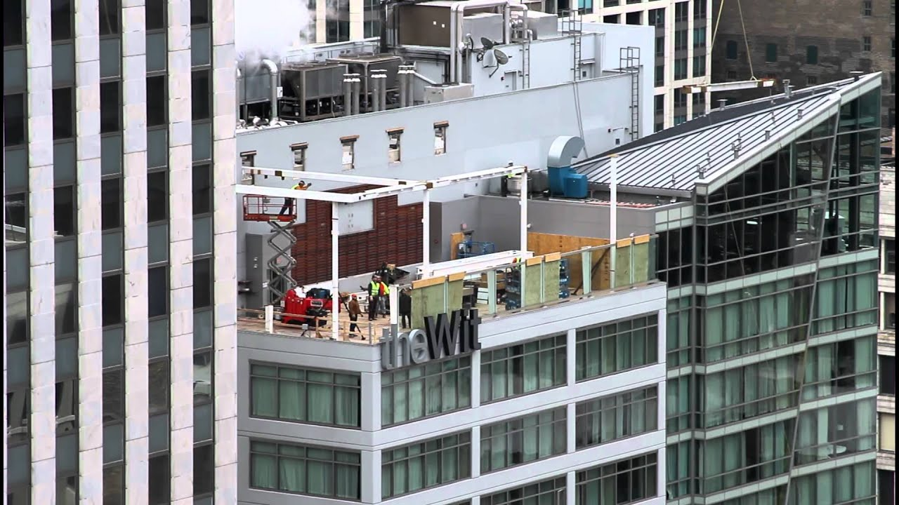 Helicopter Pick For ROOF At TheWit #9.MOV