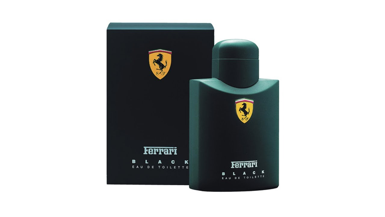 3be7cc1ec Perfume Masculino Ferrari Black EDT 75ml - FERRARI - YouTube