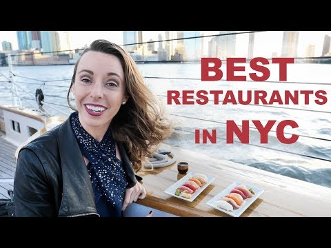 Best Restaurants in NYC | A Culinary Tour with a local New Yorker