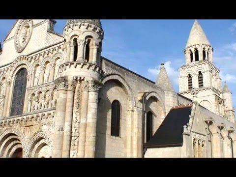 Church Of Notre Dame La Grande Poitiers Destimap Destinations On Map