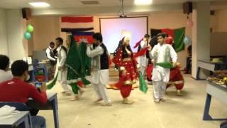 Афганский Танец. РУДН(, 2013-10-18T18:33:15.000Z)