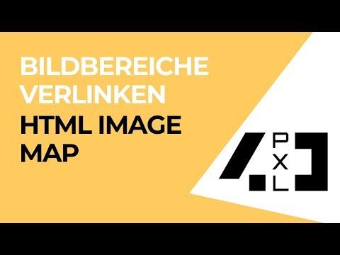HTML Image Map - Mehrere Bildbereiche Einfach Verlinken