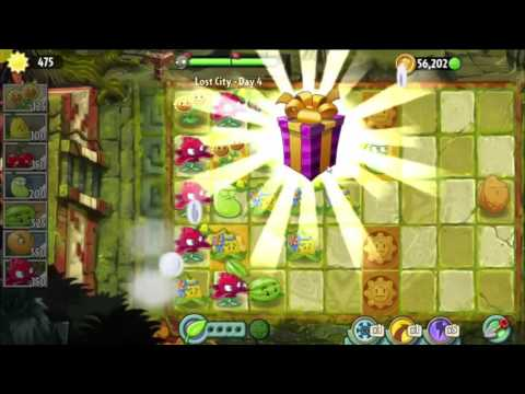 Plants Vs. Zombies 2 [85]: May The 4th