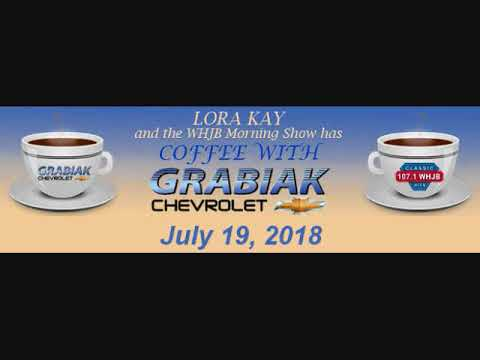 Coffee with Grabiak (7-19-18)