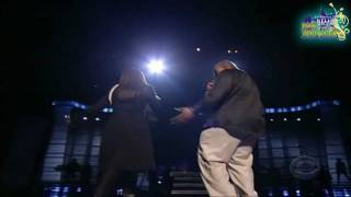 Nelly Furtado Feat Timbaland   Promiscuous  Maneater (Live at Fashion Rocks 2006) HD