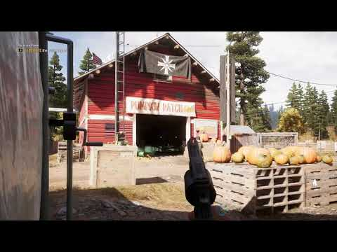 Far Cry 5 - Liberate Sunrise Farm - Cult Outpost