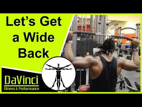 Full Bodybuilding Back and Bicep Hypertrophy Workout Routine , FREE Bodybuilding Workout