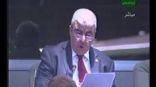 مداخلة النائب لخضر بن خلاف حول مناقشة البيان السنوي لمحافظ بنك الجزائر لسنة 2012 و السداسي 1 من 2013