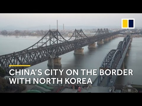 Dandong: China's border city with North Korea
