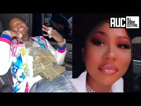 Ari Gets Mad At Moneybagg Yo After Finding Out Wockesha Wasn't About Her