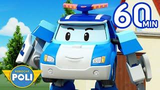 Robocar POLI Full Episodes | School Bus Safety & More | Cartoon for Kids | Robocar POLI TV