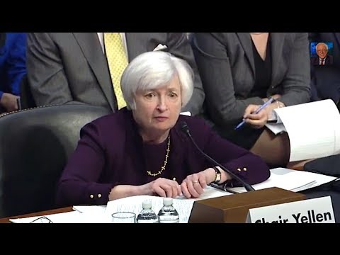 Fed Chair Can't Answer 'Are We An Oligarchy?'