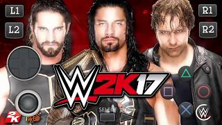 How To Download WWE2K17 On Android 1000%Real