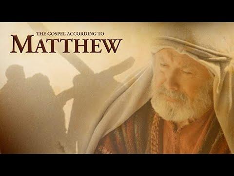Download The Gospel According to Matthew   Full Movie   Bruce Marchiano   Richard Kiley   Gerrit Schoonhoven