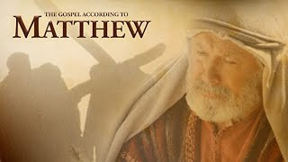 The Gospel According to Matthew - Full Movie | Bruce Marchiano, Richard Kiley, Gerrit Schoonhoven