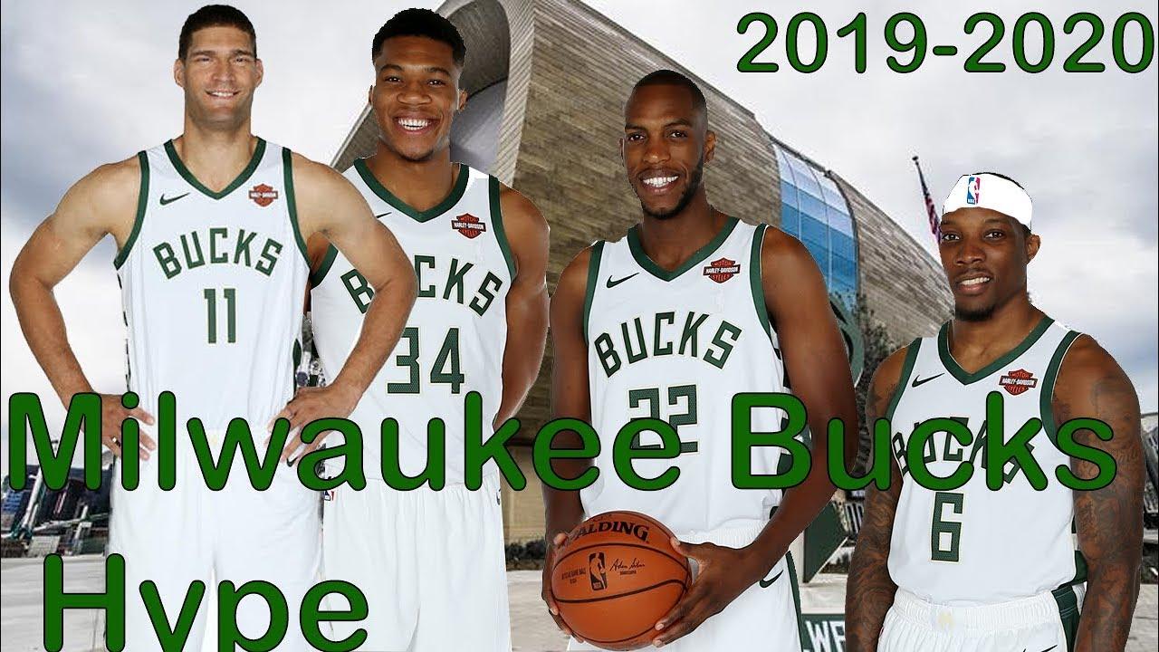 Best Of Bucks 2020 2019 2020 Milwaukee Bucks Hype Video | BEST BUCKING TEAM   YouTube