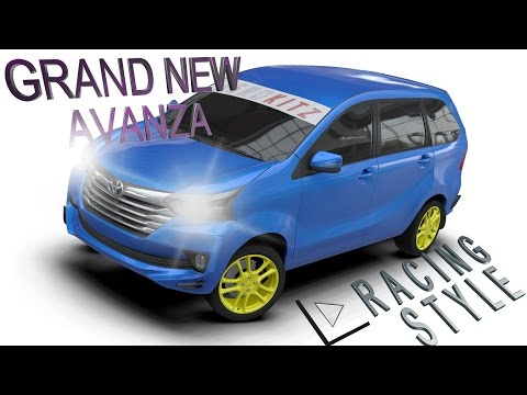 51 Koleksi Modifikasi Mobil Avanza All New Terbaik