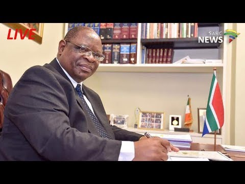 State of Capture Enquiry media briefing, DCJ R. Zondo: 23 Jan 2018