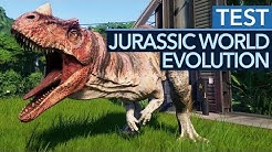 Jurassic World Evolution im Test / Review