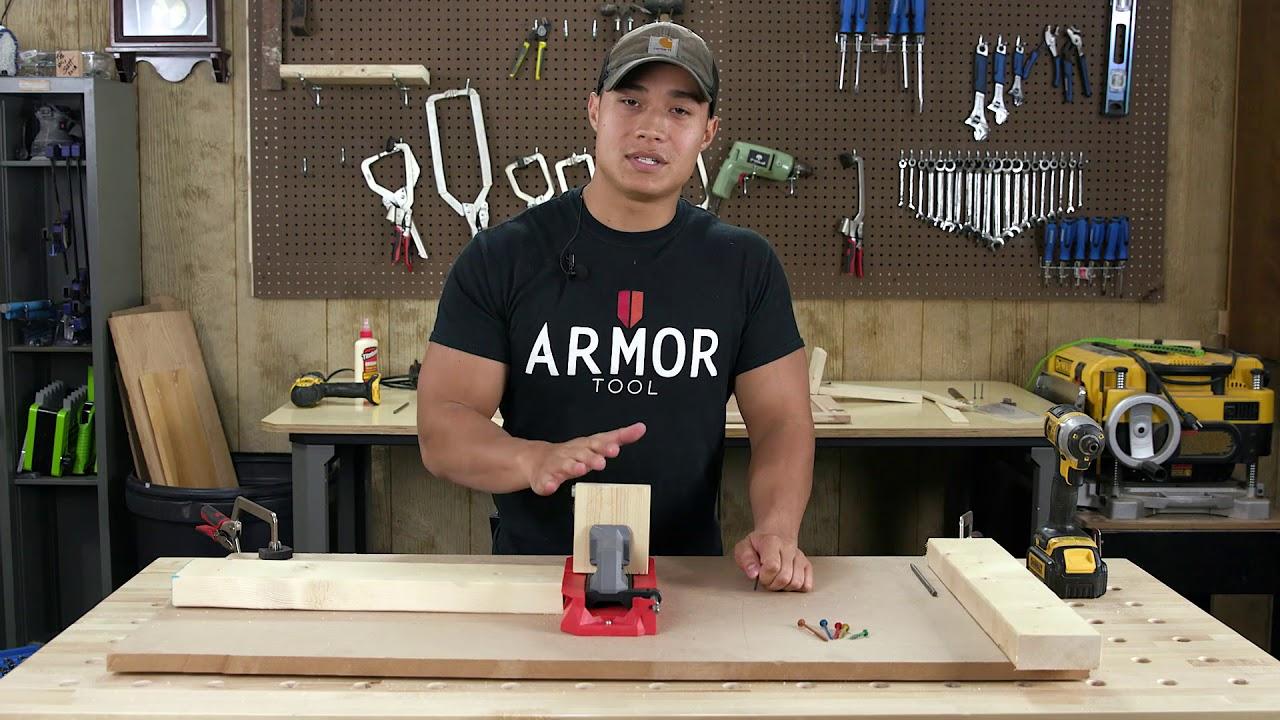 Armor Tool Auto-Jig Demonstation
