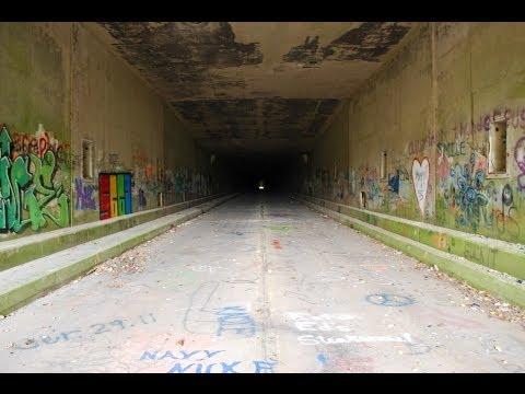 Abandoned Pennsylvania Turnpike 2013 HD