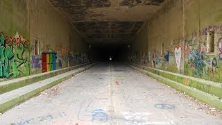 Abandoned Pennsylvania Turnpike 2013 HD