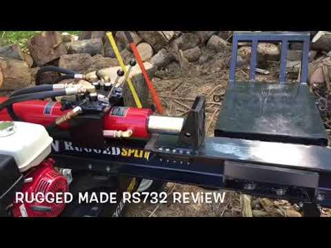 Rugged Made Log Splitter Review