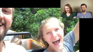 Reacting To Our Very First Disney World Vlog! | The Disney Trip Of Doom 2010!