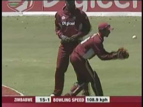 Zimbabwe vs West Indies 1st ODI 2006 full ball by ball Volume One