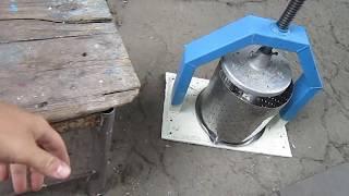 Заготовка сока из груш | Пробуем Сами