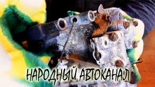 видео Вентиляция картера карбюратора Солекс
