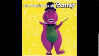 Las Canciones de Barney Spanish Soundtrack