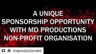 M.D. productions sponsorship trailer