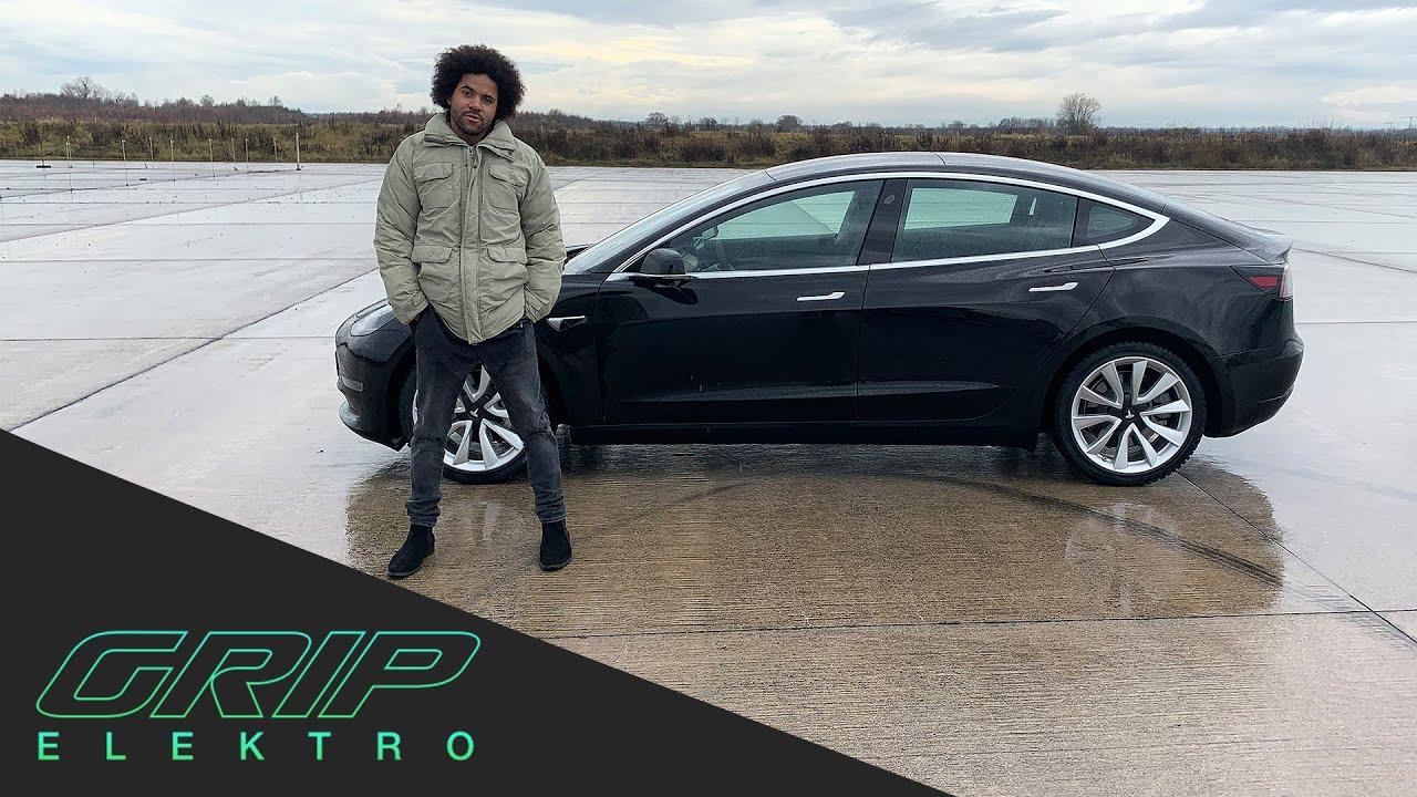 GRIP-Elektro-Check | Tesla Model 3 | GRIP Elektro