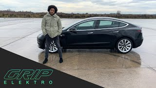 GRIP-Elektro-Check | Tesla Model 3 | GRIP Elektro