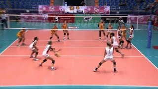 Highlights: Philips Gold vs. Cignal HD | 2015 PSL Grand Prix