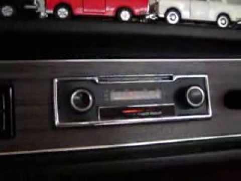 volvo 144 radio