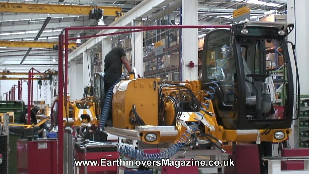 EXCLUSIVE: Inside new JCB factory