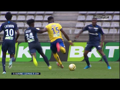 FC Sochaux 1-0 Paris FC : Bryan Lasme great goal