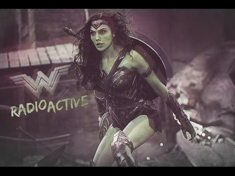 Diana Prince {Wonder Woman} || Radioactive