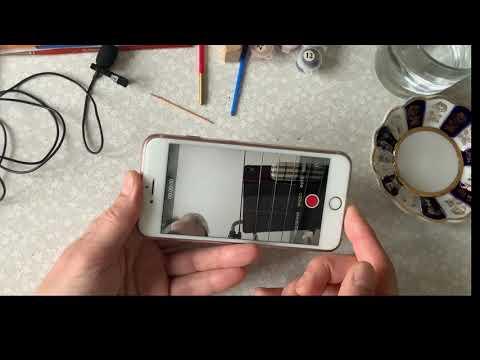 Тихий, шумный звук видео на IPhone 6s