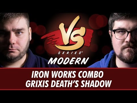 6252018  Todd VS Brad: Ironworks Combo VS Grixis Death's Shadow Modern