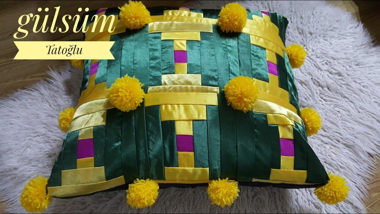 PUF MİNDER YAPIMI KABARIK PUF YORGAN, BATTANİYE, BUBLE PUFF QUILT, making patchwork mattresses